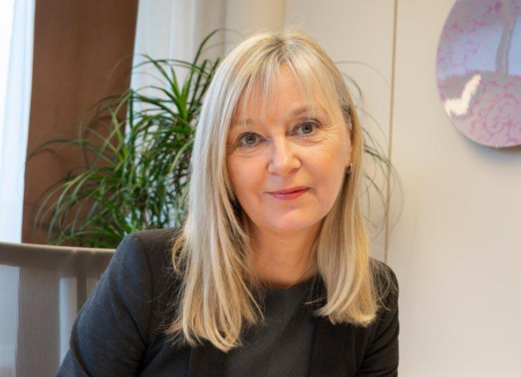 Direktør for Arbeidstilsynet, Trude Vollheim.